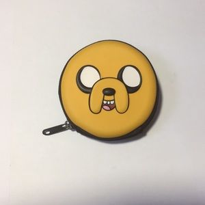 Coin Purse - Jake the Dog from Adventure Time